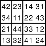 Orthogonales sudoku-L150px.png